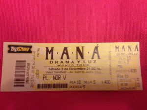 MANÁ, music is the language of our soul