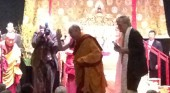 His holiness, the 14th Dalai Lama – live